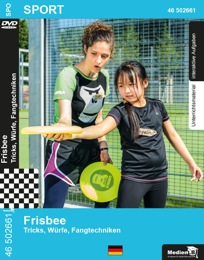 Frisbee DVD Cover
